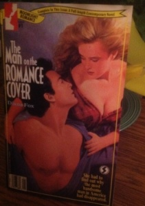 The Man on the Romance Cover 2