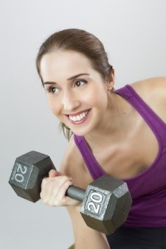 Keri Kruspe - extra training